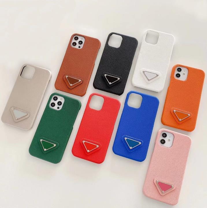 Designer Fashion Phone Custodietti per iPhone 12 Mini 11 Pro Max XS XR x 8 7 Plus Luxury Back Cover Case Protezione Coque Coque Shell