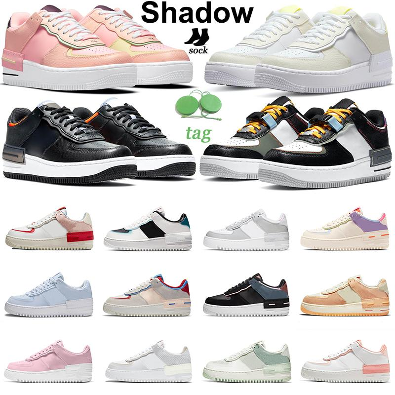 Men Running Shoes Shadow Dunk Triple Black White Spruce Aura Tropical Twist Mystic Navy Chameleon Arctic Punch Dunks Mens Women Sports Platform Sneakers