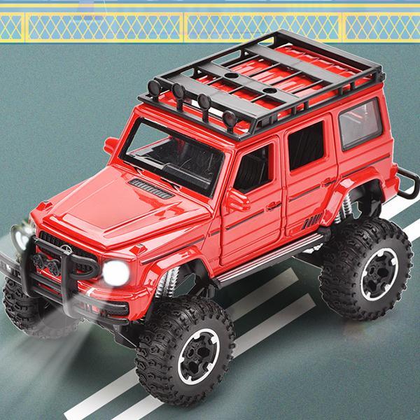 2020 Modelo de coche de juguete para niños Acousto-óptico Aleación de automóvil Fuerza de retorno de coche Coche inercial Simulación de metal de metal Regalo de cumpleaños para niños