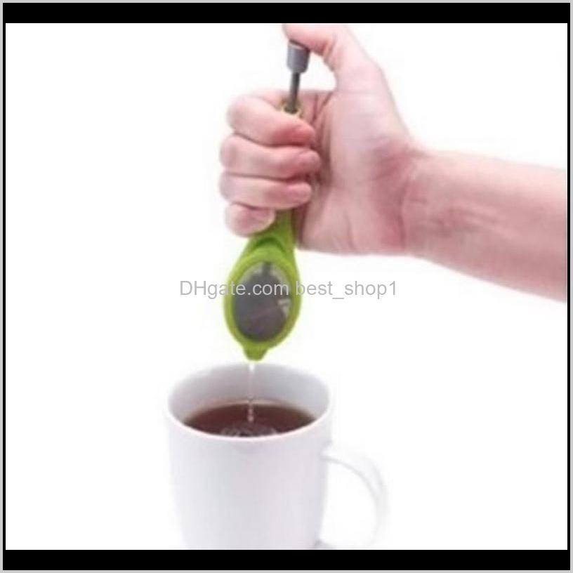 Coffee Tools Total Food Grade Pp Make Infuser Filer Creative Stainless Steel Tea Strainers Dh0331 Ekfht Zagpl