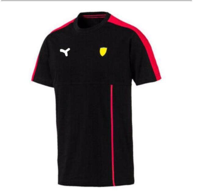 F1 Racing Traje de verano Camiseta de manga corta de verano Equipo de automóviles Mono 2021