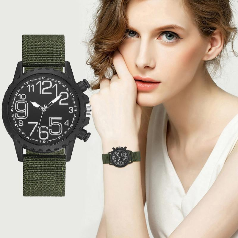 Wristwatches Ladies' Small Dial Quartz Clock Women Fashion Non-mark Size Digital Playful Business Watch
