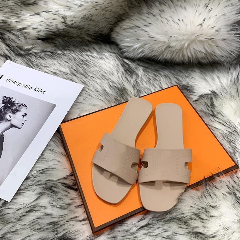 디자이너 플립 플롭 패션 브랜드 숙녀 슬리퍼 원피스 여름 고무 슬리퍼 크기 35-41