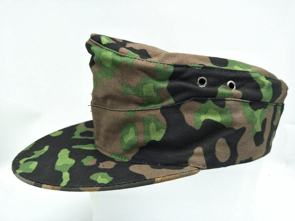 비행기 트리 No3 카모 가역 모자 군사 모자 고품질 전쟁 재연 야외 모자