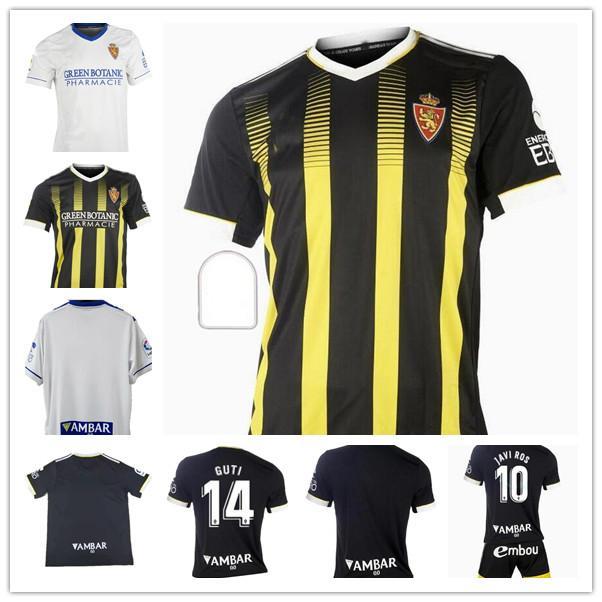 2022 Real Zaragoza # 23 Shinji Kagawa Soccer Jersey 2021 Home 21 рубашка Zapater Javi Ros Pombo Miguel Alejandro красная футбольная форма