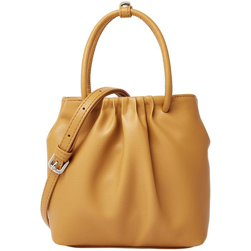 Shoulder Bags Real Genuine Leather Female 2021 Women's Brand Crossbody Purses And Handbags For Women Luxury Designer Handbag