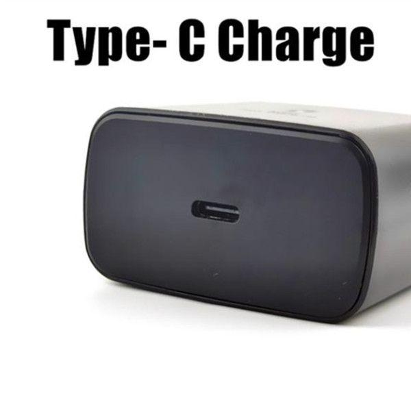 Galaxy S20 S10e A51 A50 Note 8 9 10 Type-C 케이블 용 Type-C Super Fast Charger 45W EU 빠른 충전 어댑터