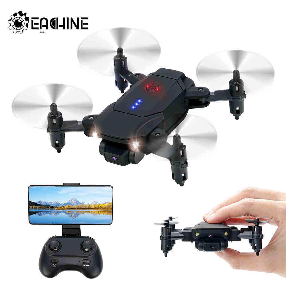 Cemine D83 Palm-Size Mini RC Drone conheceu 2.4G WiFi HD Camera High Hold Dobrável RC Quadcopter RTF Fácil de Drone A0510