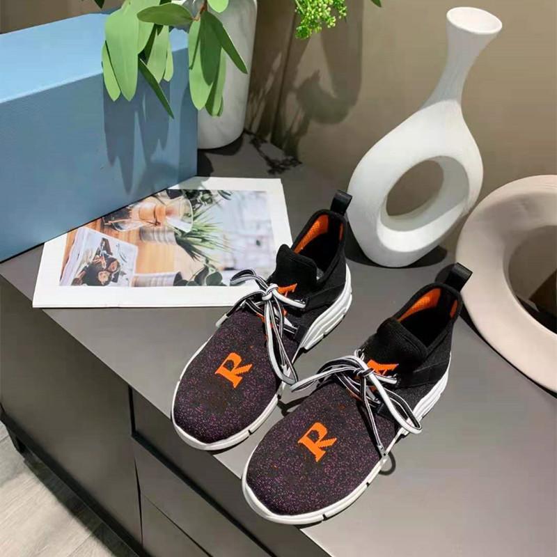 Sapatos de esportes de malha femininos