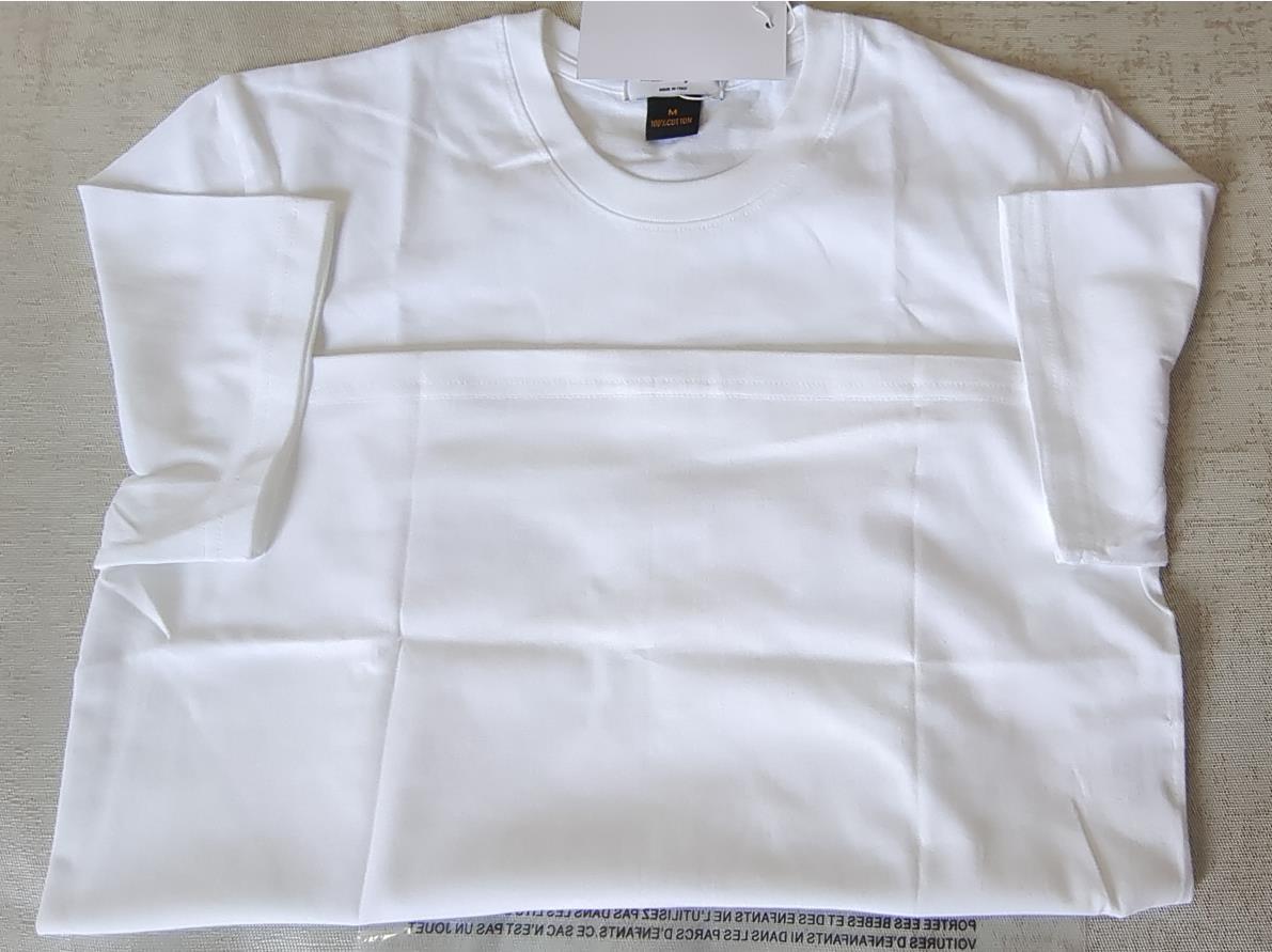 Herren Brief Druck T Shirts Schwarze Mode Rafigmoud Designer Sommer Frauen Hohe Qualität Top Kurzarm Größe S-XXL