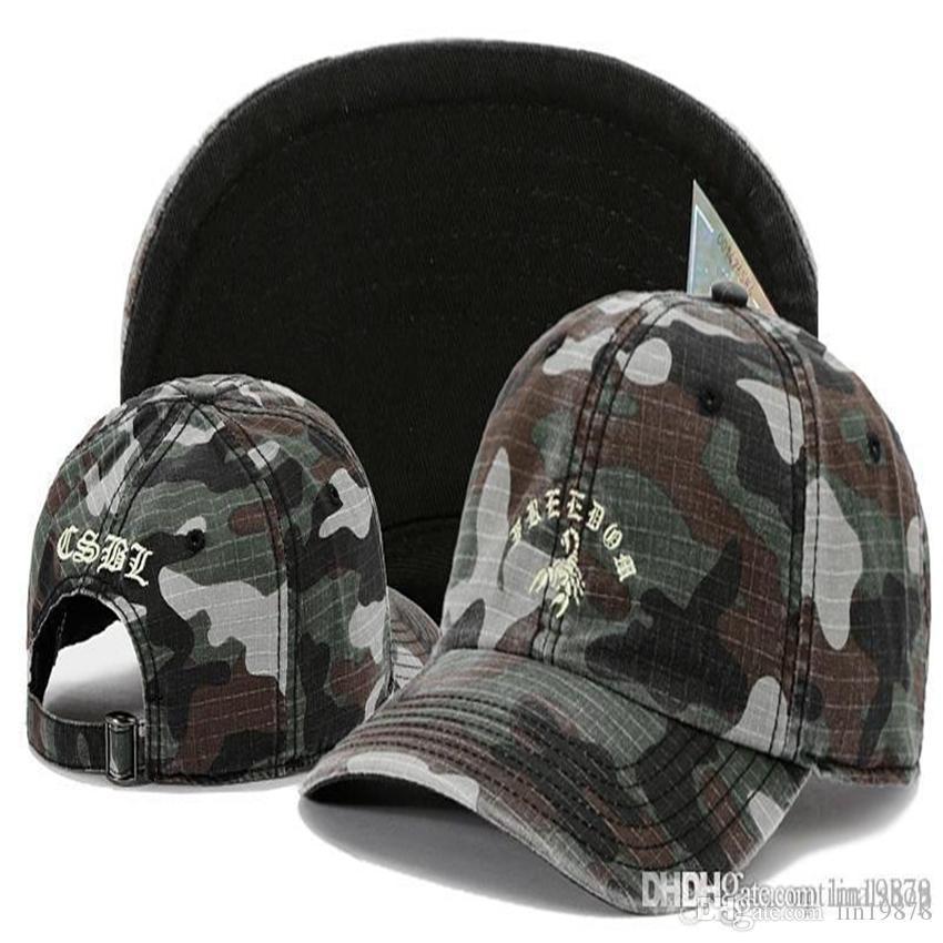 أحدث أبناء كايلر المغليان 6 لوحة العقرب كامو البيسبول قبعات تعديل casquettes chapeus رجل للجنسين النساء snapback القبعات