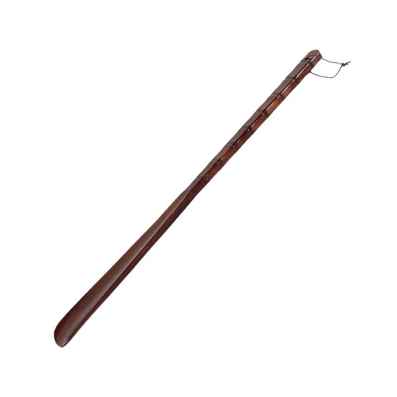 Sewing Notions & Tools Practical For Seniors Stick Ergonomic Professional Home Hanging Loop Wooden Shoe Horn Easy On Off Portable Lifter Lon