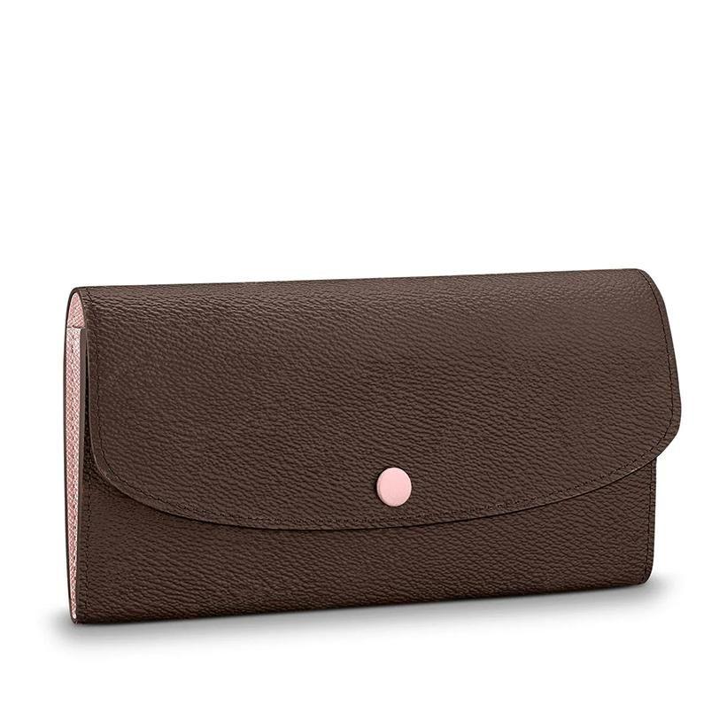 Bolsas femininas carteiras zipper bolsa feminina bolsa 9 cores titular de cartão de moda bolso longas mulheres sacolas com caixa dustbags designer carteira