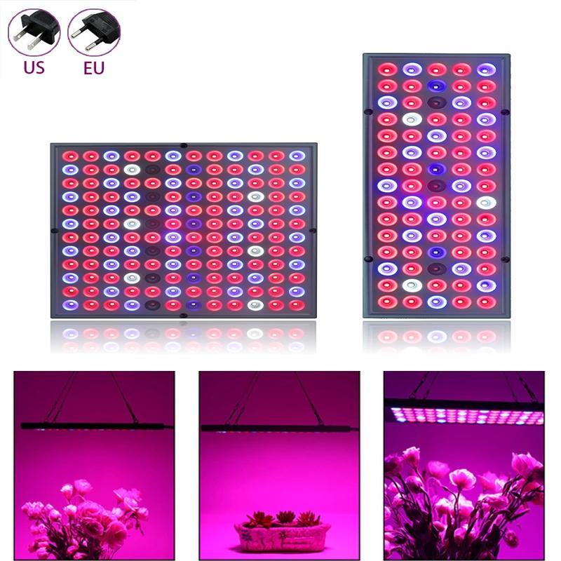 LED 성장 빛 25W 45W AC85-265V 전체 스펙트럼 SMD 2835 LED 식물 조명 FITOAPPY 온실 실내 성장 텐트 식물 성장 램프