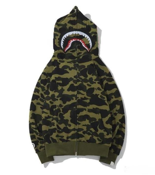 Sweats à capuche pour hommes Modèle de requin mince et épais Style disponible Sweatshirts à manches longues 100% coton Couleur Naturel Couleur Hip Hop Hop S Vêtements Parfait pour le jean ou le short