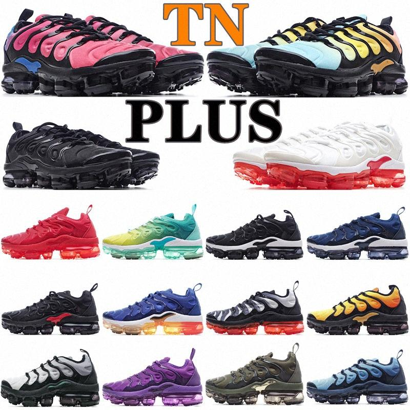 TN plus mens running shoes orlando together triple red black white bumblebee bleached coral pure sports trainers USA active fuchsia menPJbo#