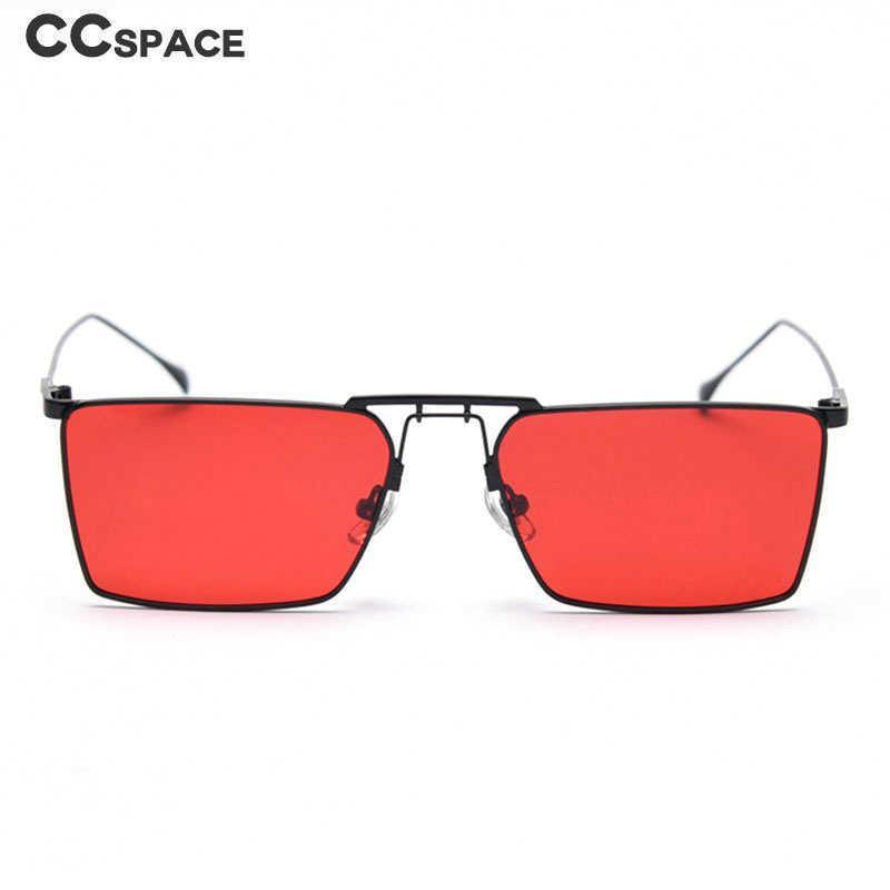 49821 Retro Metall Kleiner Rahmen Punk Polarisierte Sonnenbrille Mode Männer Frauen Shades Uv400 Vintage Gläser 210529