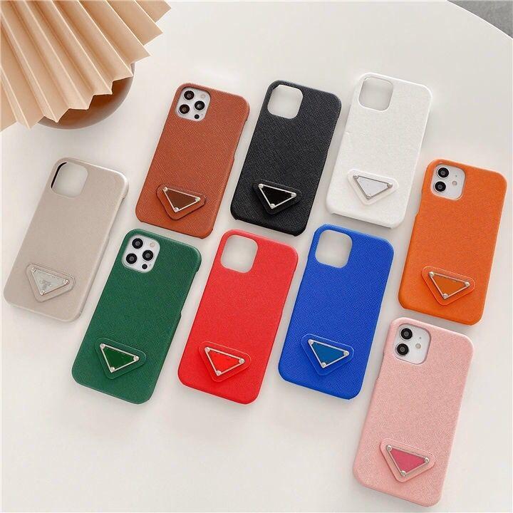 Дизайнерский модный сотовый телефон чехлы для iPhone 12 Pro Max 11 XR XS 7/8 плюс PU кожаный смартфон Smartphone