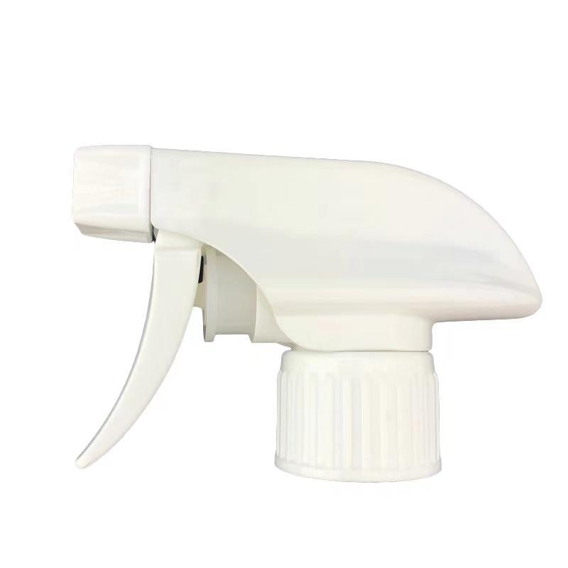 Distributeur aux bouteilles Bocaux 28 400 410 415 Blanc Bleu Orange Buse Stérilisée Pompe en plastique Pompe de pompe à la main Trigger Pulvérisateur Air Pulvérisateur Atomisateur de vaporisateur