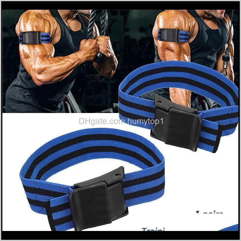 Resistance Equipments Supplies Sports & Outdoorssport Elastic Fitness Loop Workouts Blood Flow Restriction Bands Strap Olusion Training Equi