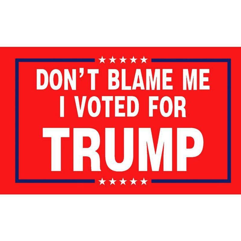 Trump Bayrak 2024 Seçim Banner Donald Amerika Geri Kazan Amerika Birleşik Krallık Biden Biden Bayraklar 150 * 90 cm 7 Stilleri MMA201