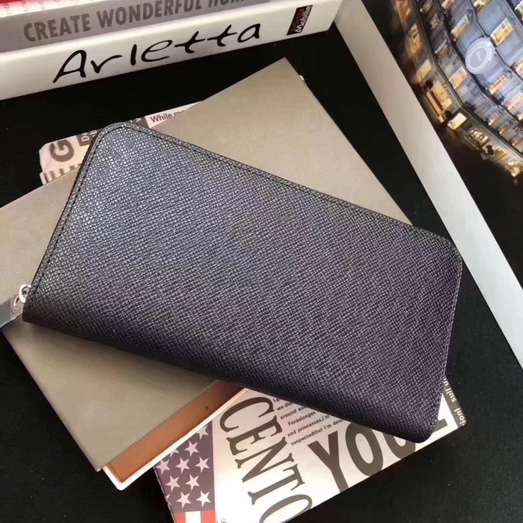 Design de luxo estilo clássico carteiras de cartão de crédito titular de alta qualidade bolsa moda mini embreagem # 46