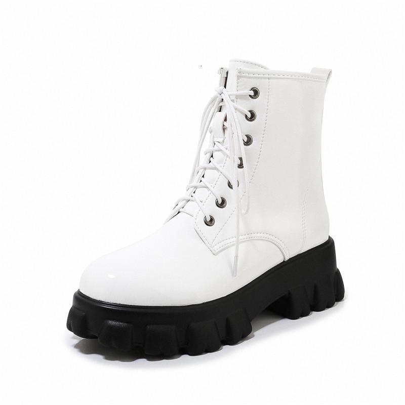 ASUMER BÜYÜK 46 Bayan Yuvarlak Toe Kışlık Botlar Kiralık Güzel Kız Ayakkabı