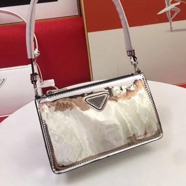 HBP2021 Borsa da donna di lusso Top Quality Track Strap AG Designer Handbag PU in pelle Casual Messenger Size 20CMX12MX4.5cm
