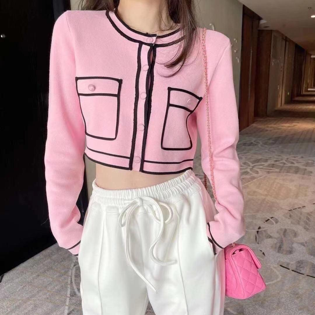 21WS Fashion Womens Sweater for Autumn and Winter Casual Women High Quality Sweaters 4 Colors Streetwear Ladies Hoodie Size S-L