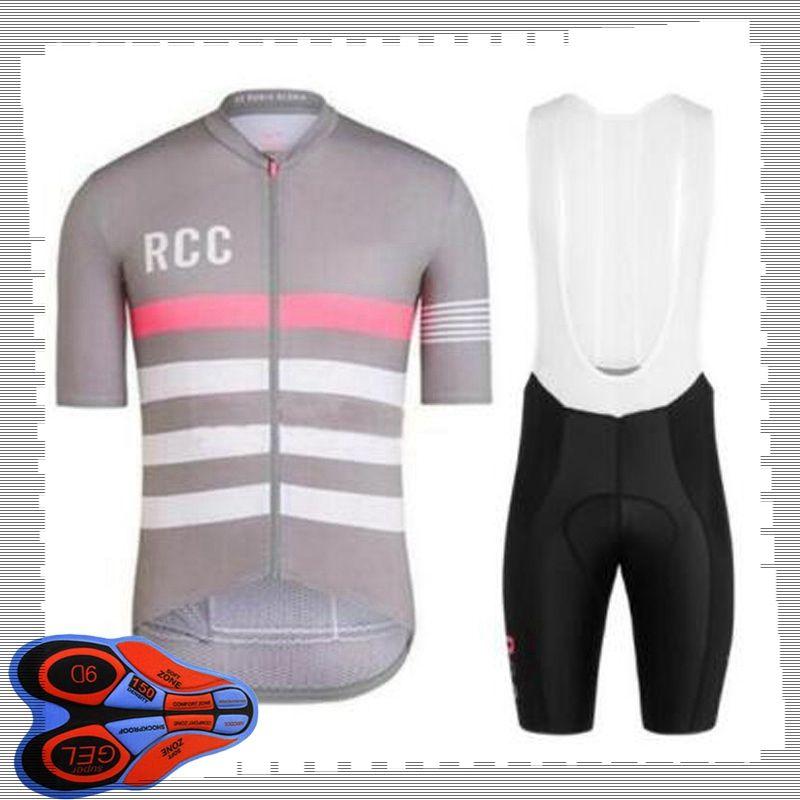 Rapha Team Cycling Courtes manches courtes Jersey (BiB) Shorts Sets Mens Summer Respirant Vêtements Vélo Vélo Vélo VTT Tenue de vélo Sports Uniforme Y21041428
