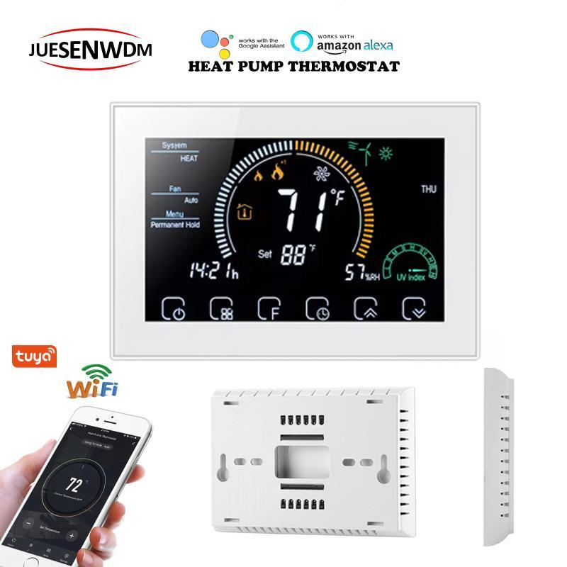 Smart Home Control Northern America Compressor Pressure Regulator 24V Thermostat WIFI For Air Energy Water Heater Pump Central System