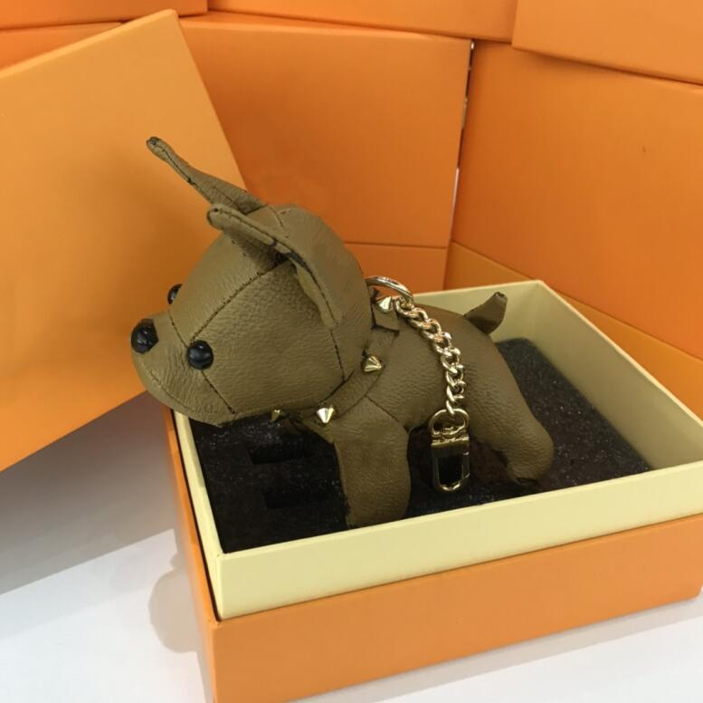 الكلاسيكية كامل المدى الكلب مفتاح خواتم رجل المرأة سيارة سلسلة المفاتيح الملحقات محفظة حقيبة الظهر سحر المجوهرات