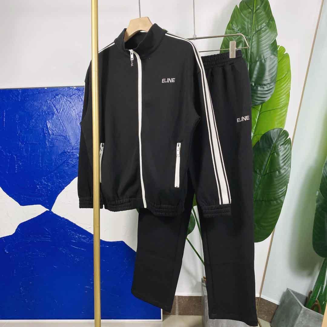 2021SS Весна и лето Новый Высококачественный хлопчатобумажный печать с коротким рукавом круглые шеи панель футболки Размер: M-L-XL-XXL-XXXL Цвет: черный белый Q6A
