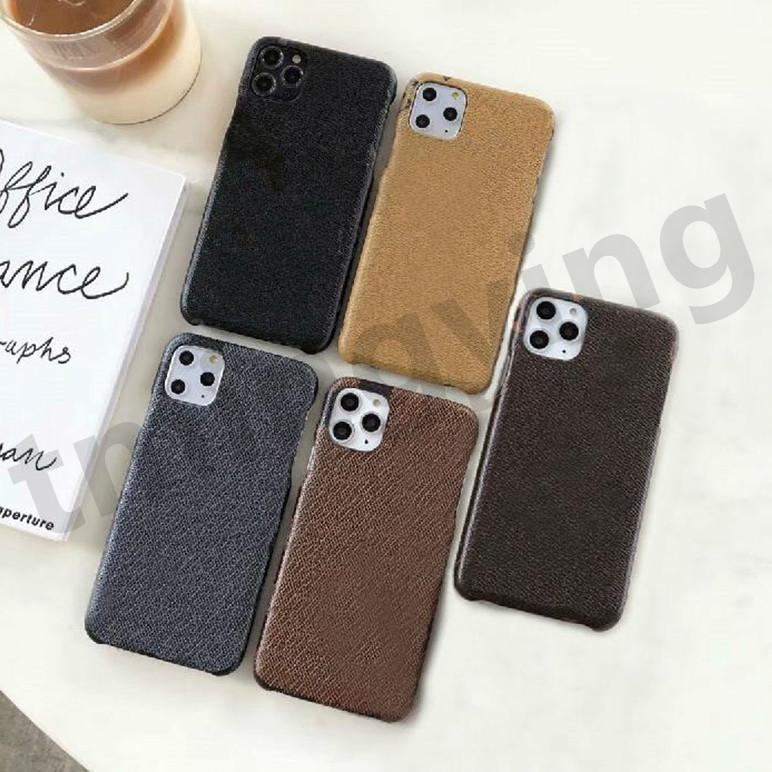 Casi di progettazione di fiori di lusso per iPhone 12 Mini 11 Pro Max XS XR x 8 7 Plus Samsung S20 S21 Nota 20 Ultra Pc Hard Cover Case Shell