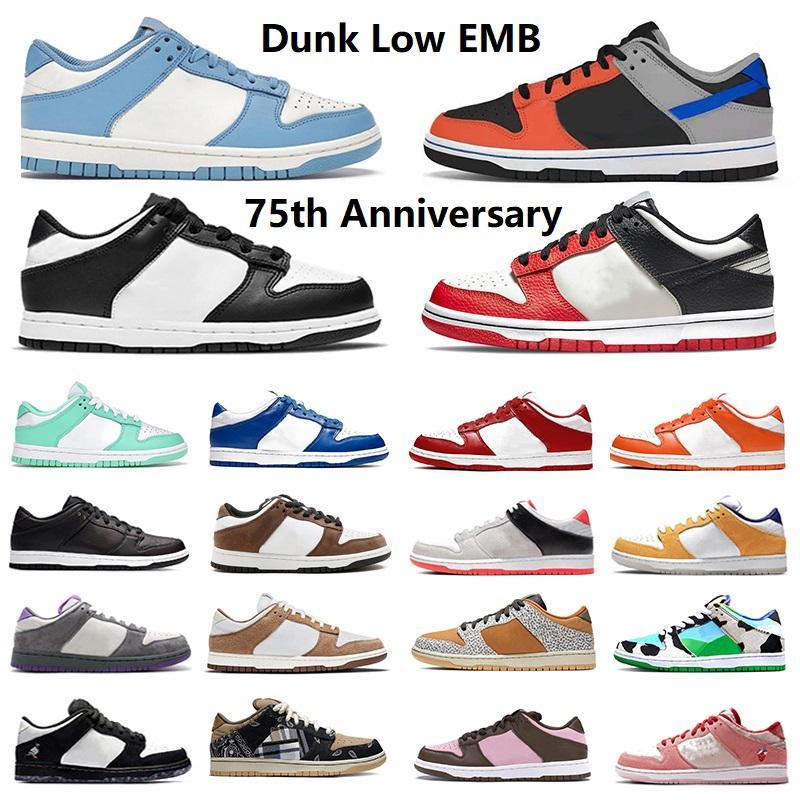Acheter Pas Cher Nike SB Dunk Low UNC Coast Chaussures De Course ...