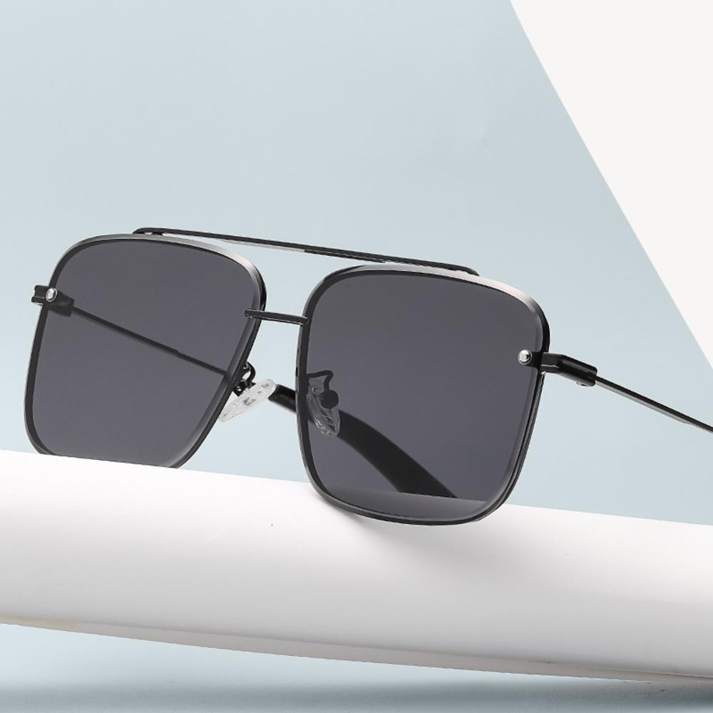 2A296 Nova moda Mens Sunglass condução de pesca sol de sol ao ar livre decoração de rua presente gafas de sol mujerymnj
