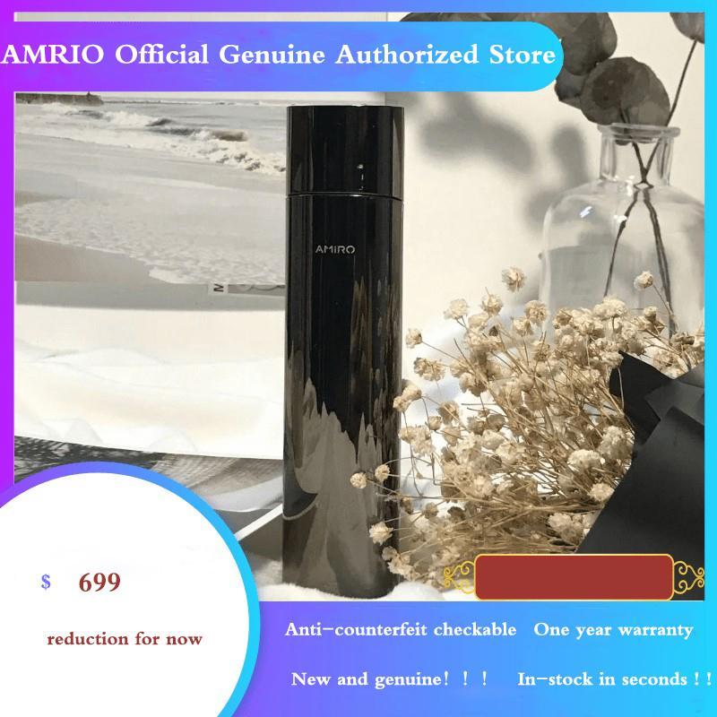 Le compteur de beauté radio-fréquence d'Amiro Time Machine est un instrument qui soulève et resserre le visage avec le modèle de droit des ménages