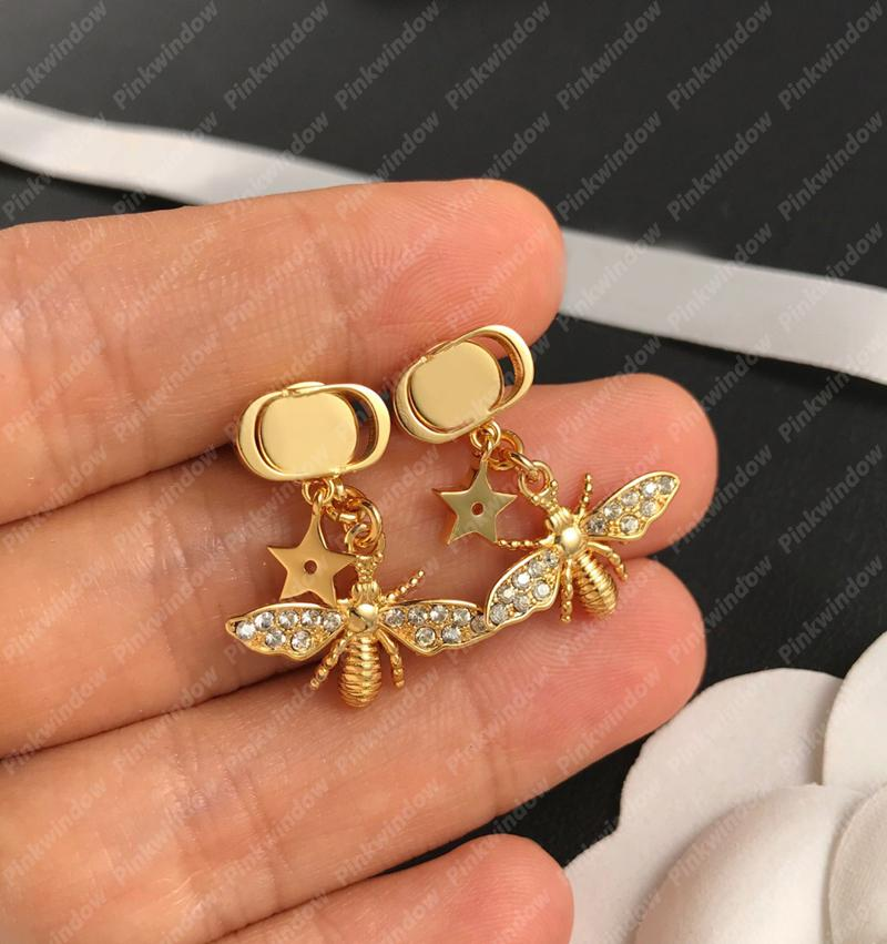 Mujeres Earings Fashion Womens Jewelry Pearls Lujos Diseñadores Pendientes Pendientes Pendientes Pendientes Diseñador Pendiente 925 Booucks Silver 2104161L