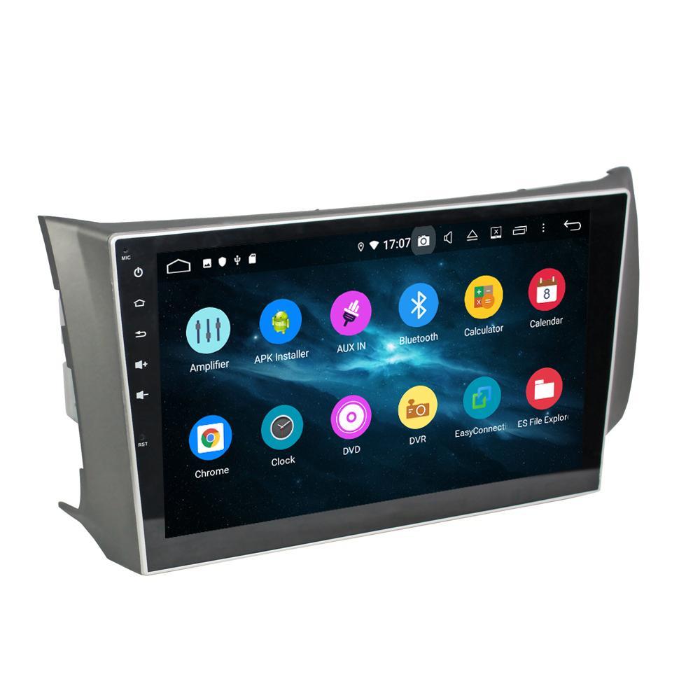 "Carplay Android 자동 DSP 10.1 ""PX6 Android 10 자동차 DVD 플레이어 스테레오 라디오 헤드 단위 플레이어 GPS 네비게이션 블루투스 5.0 WiFi for Nissan Sylphy 2012 2013 2014 2015"