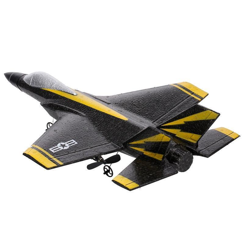 طائرة مقاتلة اليد رمي راديو الكهربائية epp رغوة طائرة شراعية diy ثابت الجناح الطائرات الأطفال الهدايا التحكم عن طائرة بدون طيار