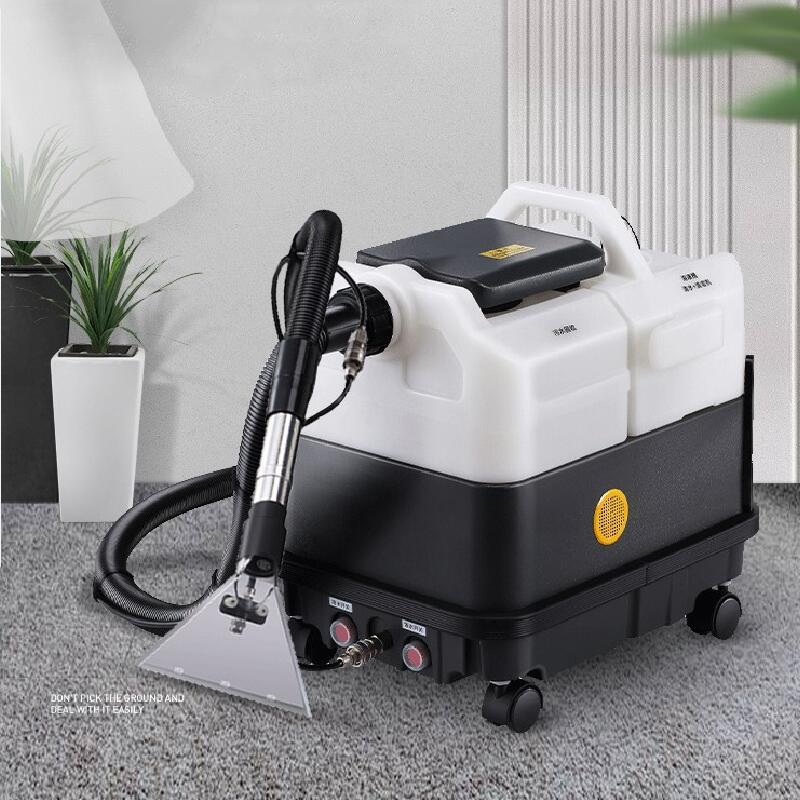Handheld Steam Cleaner Mop For Floor Cleaning Carpet Sofa Curtain Air Conditioner Kitchen Range Hood Car Vacuum Cleaners