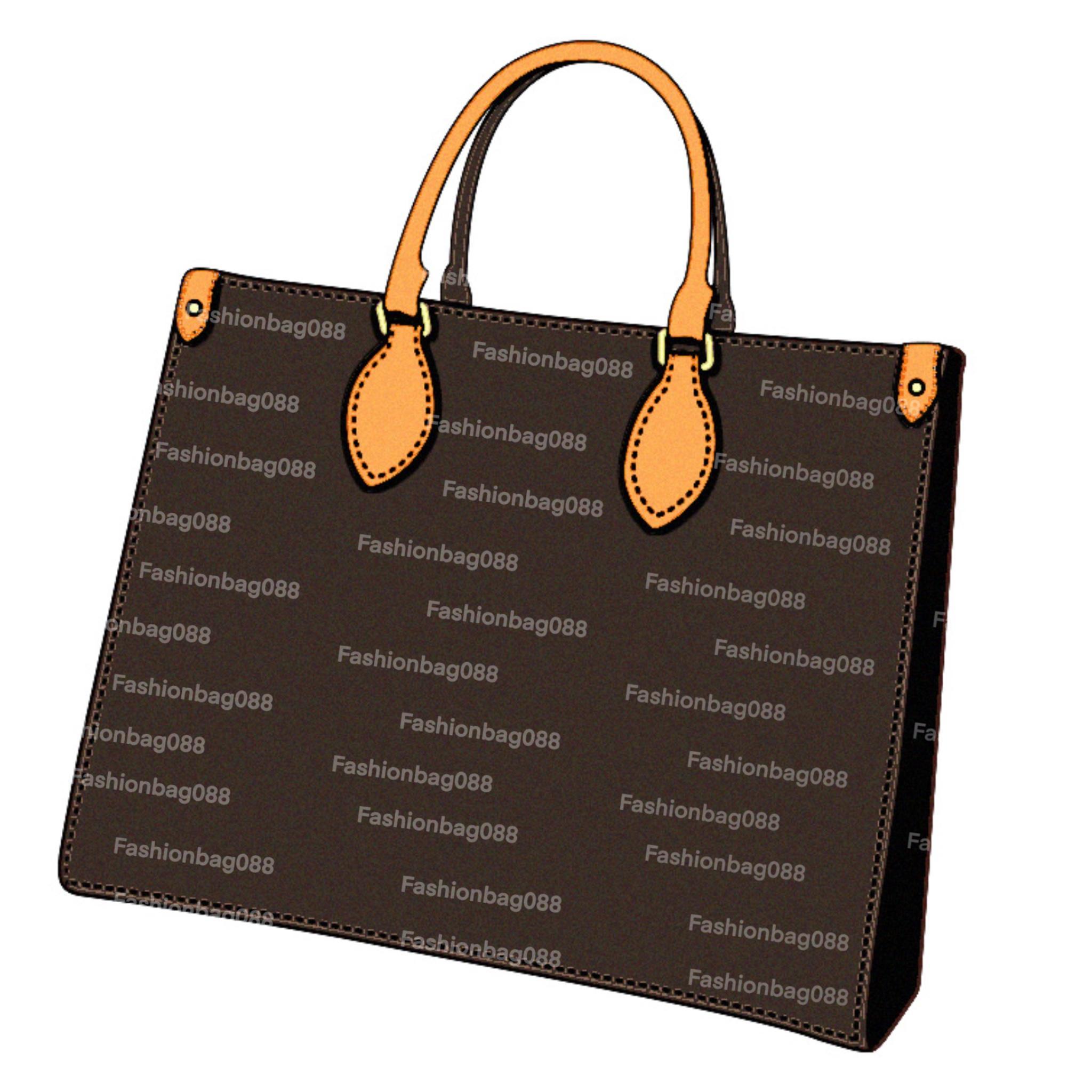 2021 حقيبة أزياء حقيبة يد نمط الكلاسيكية نمط البني الأسود زهرة كبيرة حمل متعددة الوظائف