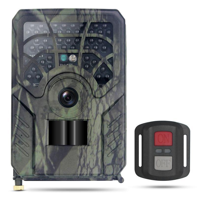 사냥 방수 카메라 적외선 야간 비전 야외 야생 동물 스카우트 카메라에 대 한 24MP 1296P 와이파이 트레일