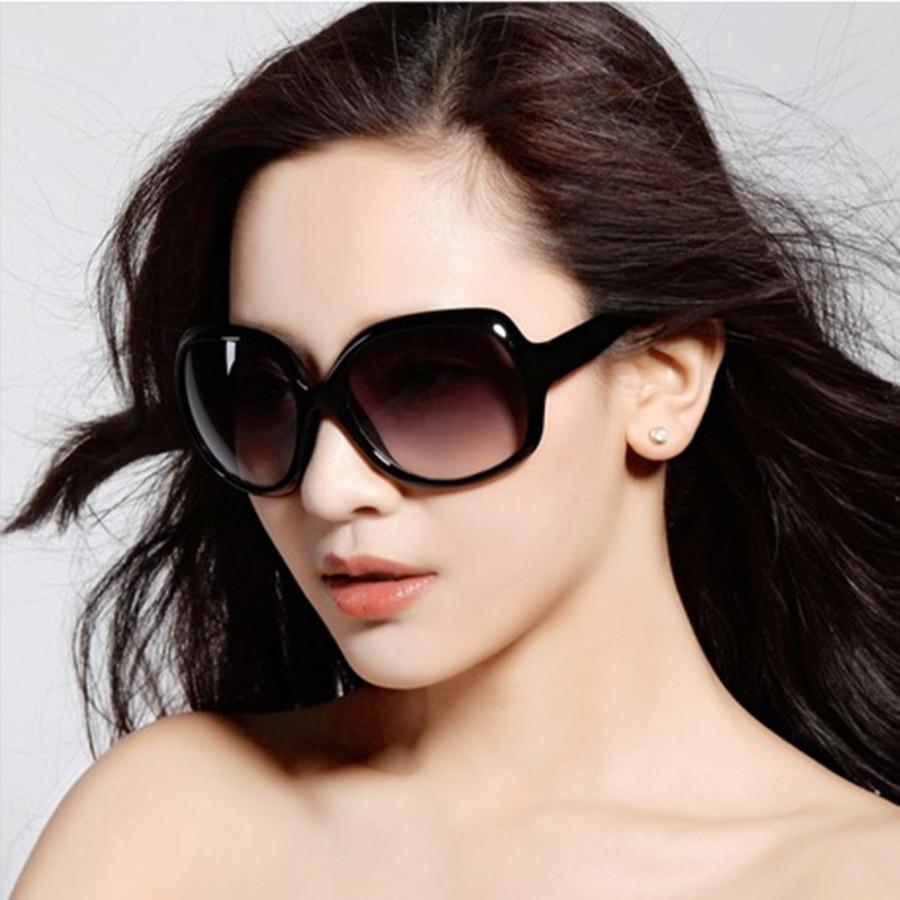 Gafas de sol Moda clásica de mujer Marco grande polarizado progresivo 3113 X5GM