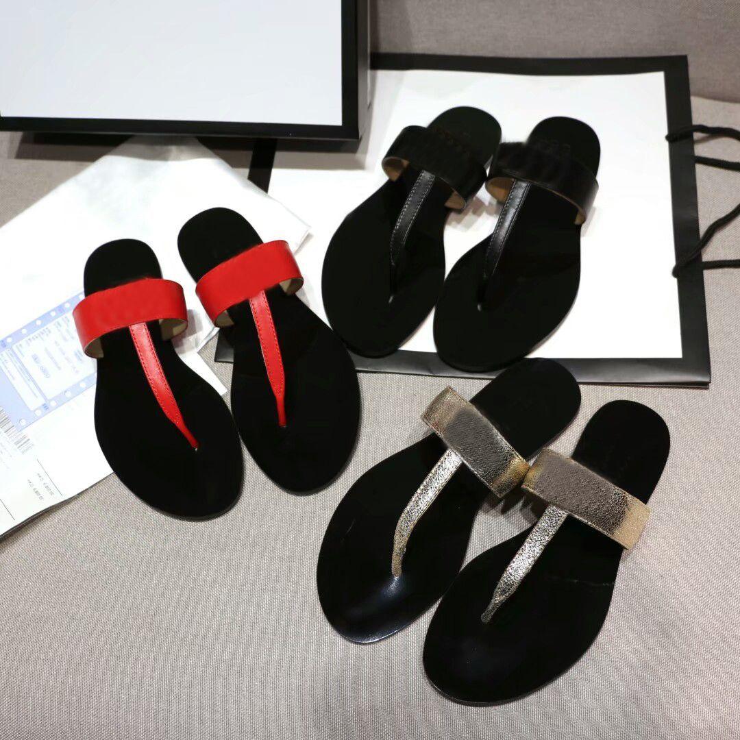 Plaj Kadın Terlik Sandalet Klasik Düz Kadın Terlik Yaz Bayan Çevirme Slaytlar Deri Otel Banyo Moda Ayakkabı Büyük Boy 35-45
