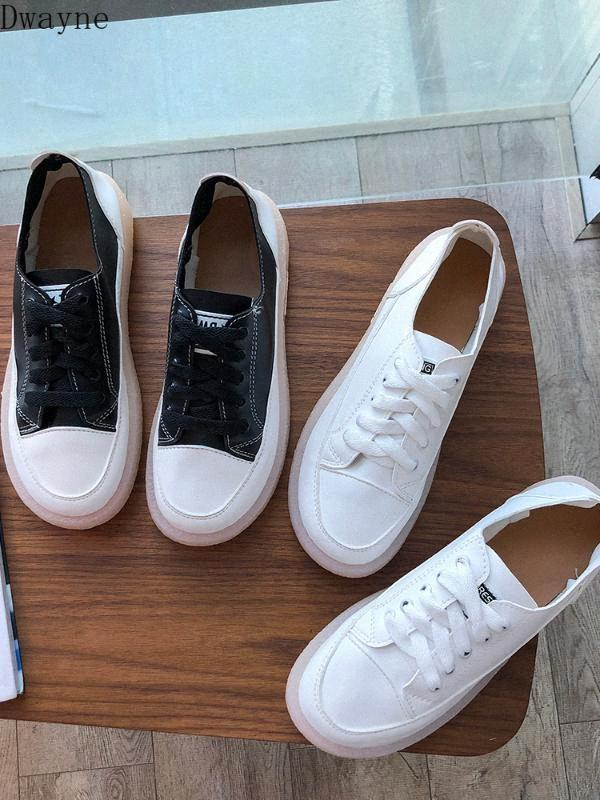 Pequeños zapatos blancos Femeninas 2020 Modelos de explosión Versión coreana del alumno salvaje Plano zapatos casuales transpirable net rojo TID para hombre zapatos casuales diseñador U5TW #