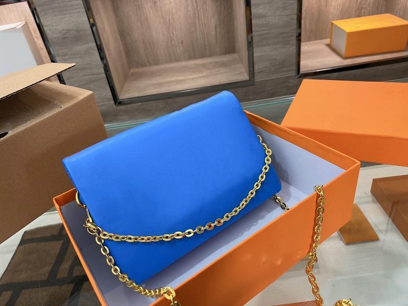 여자 핸드백 여성 가방 디자이너 가방 패션 luxurys 체인 고품질 작은 쿠신 파티 컬러 쇼핑백 특별 복고 2020