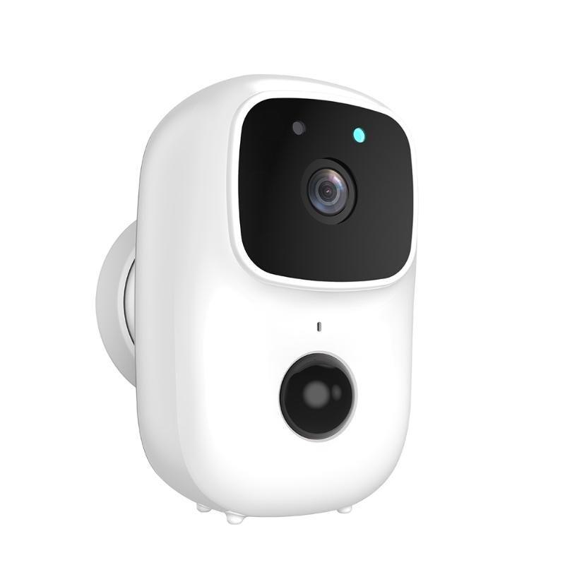 170 Derece Geniş Açı Desteği Tuya Akıllı Hayat Wifi Kapı Zili Interkom Görüntülü Kapı Telefonu Peephole Görüntüleyici Kapı Zili