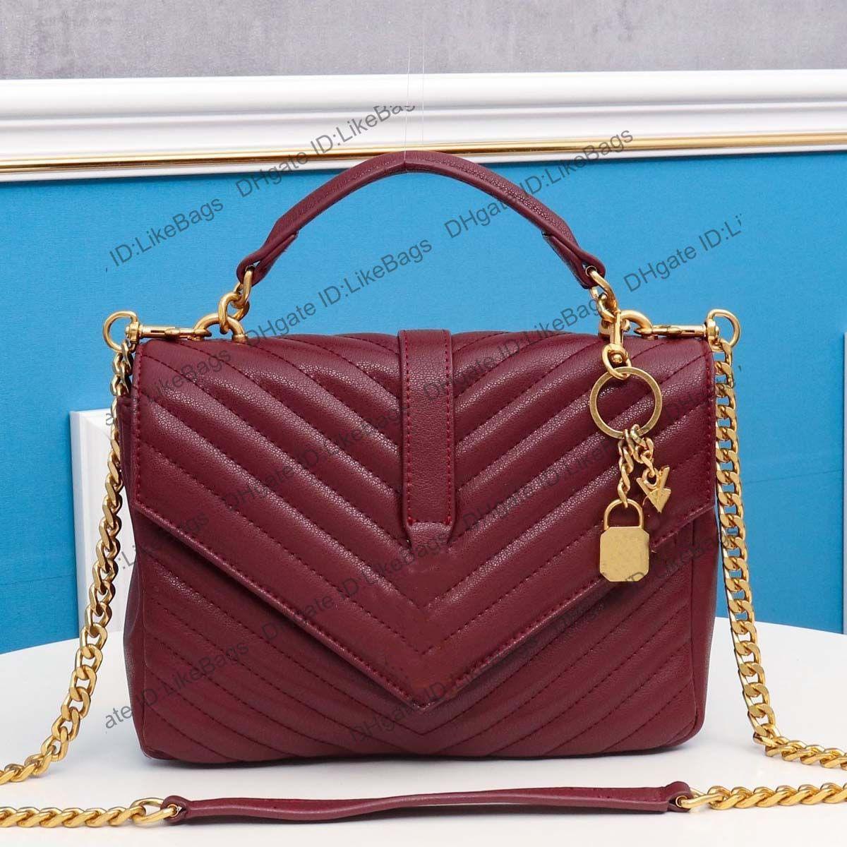 Diseñadores de lujos para mujer Bolsos de Crossbody Bolsos Classic Bolsos Monederos Totes Compuesto Totes de cuero genuino Embrague Carteras Cadena Hombro Cross Cross Shopping Bag