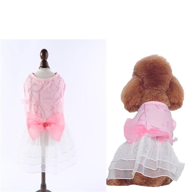 Sublimación Reflector en blanco Nylon Chaleco para perros mascotas Ropa de malla transpirable ajustable Creative Moda camisa Camisa de verano TUXEDO PET DOG Suppli {Categoría} PA3D